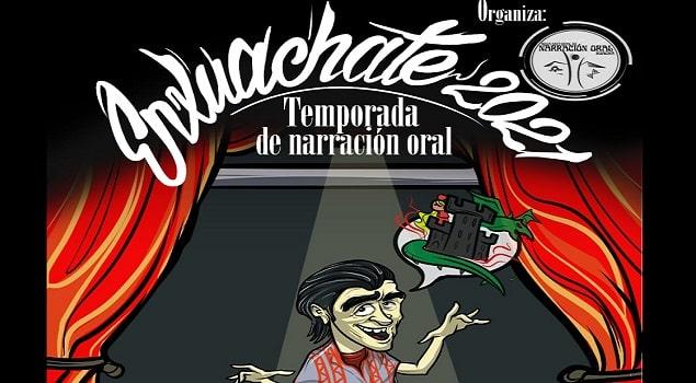 Hoy inicia la jornada de narración oral 'Enxuachate 2021'