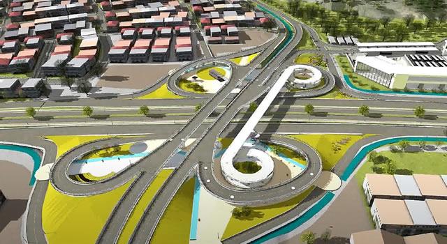 Listos los recursos para construir el intercambiador vial de Bosa