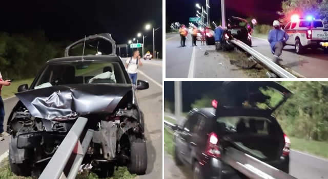 Accidente en vías de Cundinamarca deja un fallecido