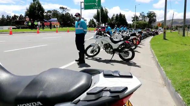 Duro señalamiento de veedores de tránsito a coordinadores AVE en Soacha