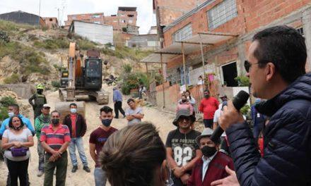Mirador de La Veredita se convertirá en atractivo turístico para Soacha