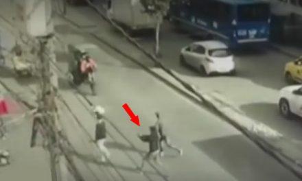 [VIDEO] Balacera en Kennedy deja un muerto y varios capturados
