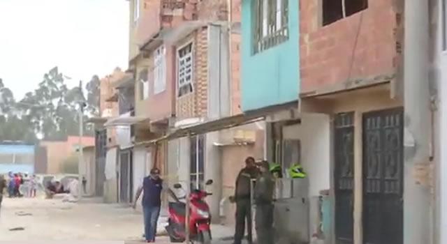 Masacre en Soacha, asesinan cuatro personas