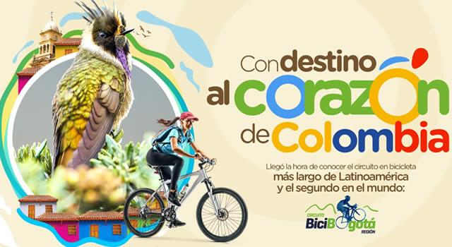 Este domingo, el circuito BiciBogotá Región se toma la ciclovía de la capital