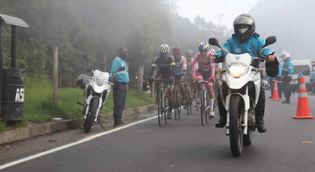 Se fortalece campaña de seguridad para ciclistas en El Charquito, Soacha
