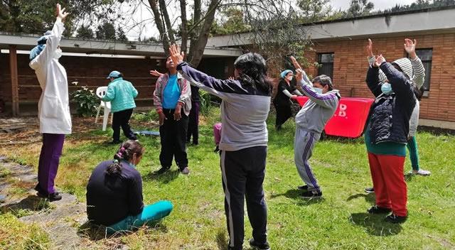 Denuncian que siguen despidos en Centro Especial José Joaquín Vargas de Sibaté