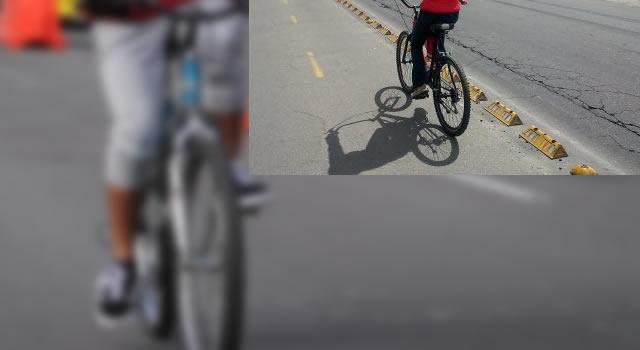 ¿Quién protege a los ciclistas de Soacha? En atraco roban otra bici