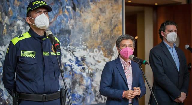 Bogotá crearía comando especial para combatir bandas de delincuentes venezolanos