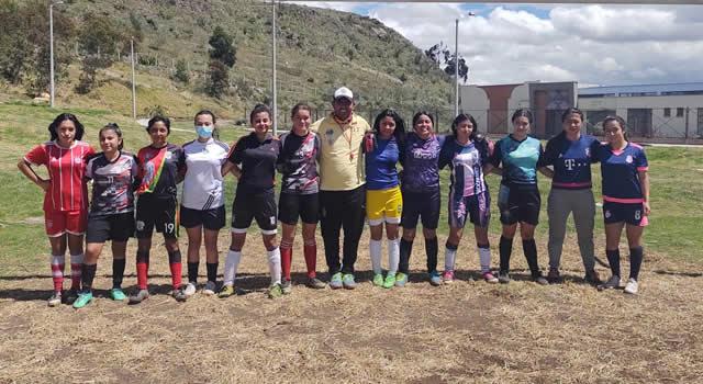 [VIDEO]  Club Rincones de Soacha busca recursos para que jóvenes puedan jugar en el extranjero