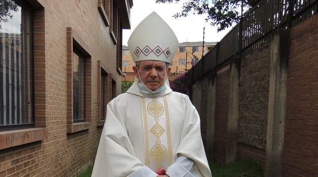Daniel Caro Borda celebra  58 años de vida sacerdotal