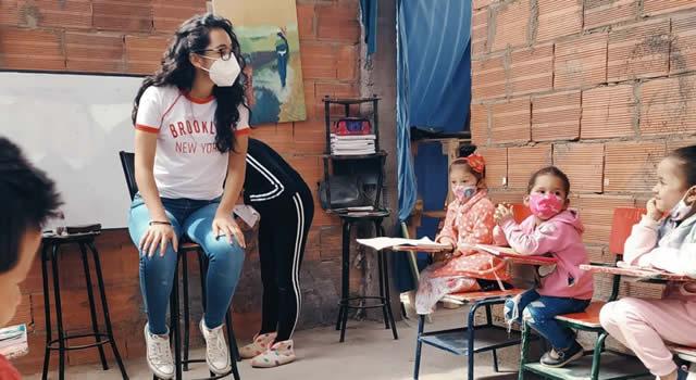[VIDEO] De Barrio para el Barrio, iniciativa que nació en pandemia y ahora ofrece espacios a la comunidad de Soacha