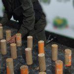 Incautan explosivos que serían utilizados en plan terrorista en Bogotá