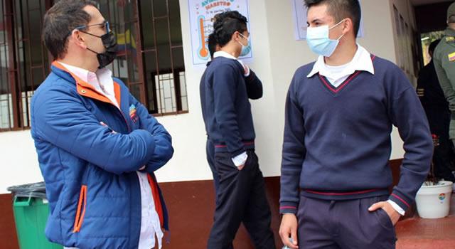 Jóvenes de Cundinamarca podrán acceder a créditos condonables y subsidios para cursar una carrera universitaria