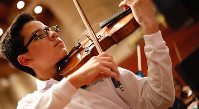 [VIDEO]  Se realizó concierto de lanzamiento de la Filarmónica Prejuvenil Bogotá – Cundinamarca