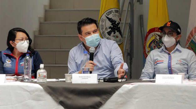 Gobernación anuncia $10.100 millones para atender emergencia en Guayabetal