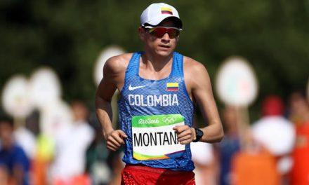 Deportista olímpico José Montaña regresó de Tokio y le robaron su moto en Bogotá