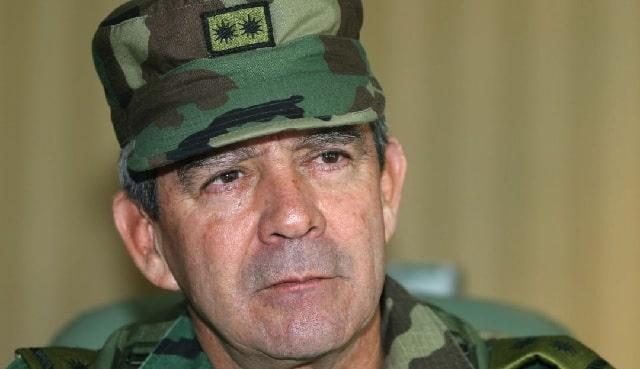 Fiscalía le imputará cargos al general (r) Mario Montoya