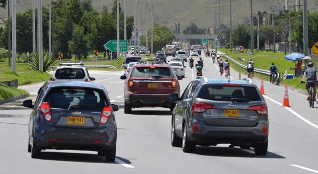 Pico y placa en Soacha este lunes 16 de agosto sobre la autopista Sur