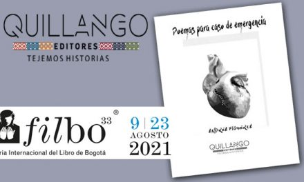 Quillango Editores, la editorial de Soacha presente en la Feria Internacional del Libro de Bogotá 2021