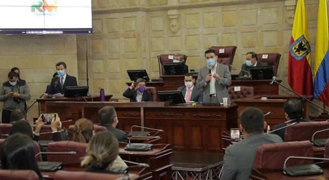 Proyecto de Ley para crear Región Metropolitana Bogotá-Cundinamarca fue radicado en el Congreso