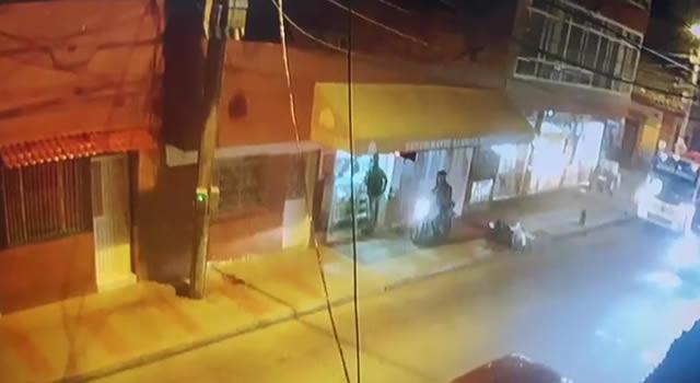 [VIDEO] No paran los atracos con armas de fuego en Soacha, ¿y dónde está la Policía?