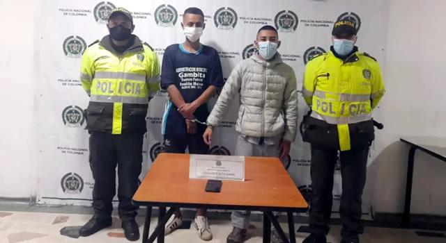 'Rompevidrios', primeros capturados en plan de choque contra el crimen en Bogotá