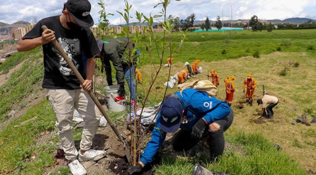 Resultados en materia ambiental y protección de recursos naturales que entregó la Alcaldía de Soacha