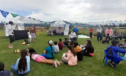 Hoy es 'Urbaser en tu barrio', la feria medioambiental para las familias