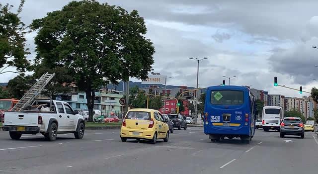 El 27 de agosto vence plazo para pagar el impuesto de vehículos en Bogotá