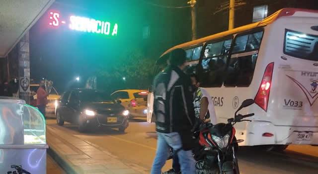 [VIDEO] Siguen denuncias por caos vehicular en la vía Indumil de Soacha