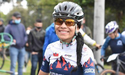 Ciclomontañista de Soacha participará en campeonato mundial de Italia