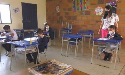 Retorno a clases presenciales en Cundinamarca ya va en el 80%