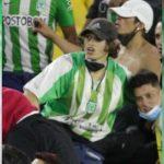 Hinchas de Nacional no podrán entrar durante un año a los estadios de Bogotá