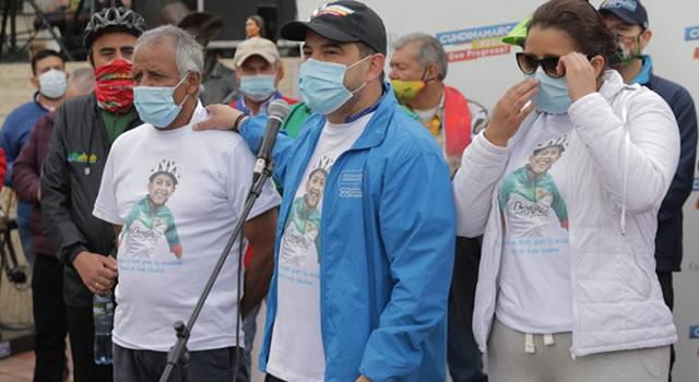 Cundinamarca, Boyacá y Bogotá suscriben pacto regional para protección de ciclistas