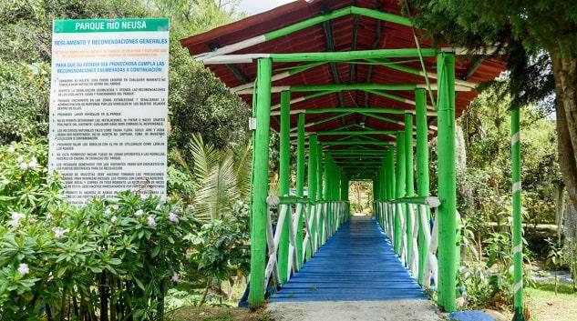 Este domingo, parque Río Neusa cumple 40 años