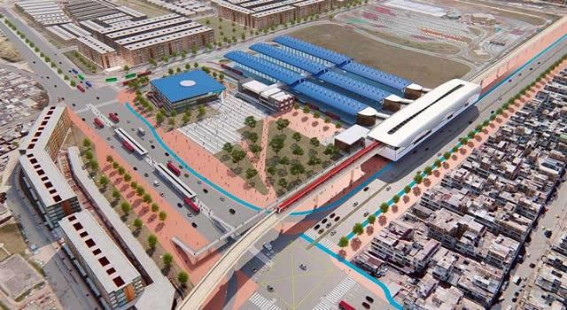 Construcción del patio-taller del Metro de Bogotá comenzará el 17 de agosto