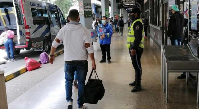 Comenzó el Puente de la Asunción, terminales de Bogotá proyectan movilizar 160.000 viajeros