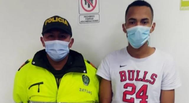 A la cárcel venezolano que asesinó a joven en Bogotá mientras compraba un lápiz
