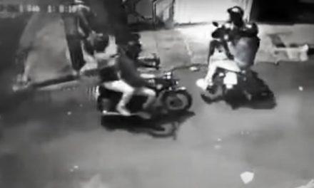 Delincuentes en moto no paran de atracar a residentes de San Mateo en Soacha