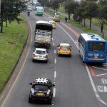 Atracan vehículo que cubría ruta Bogotá-Soacha