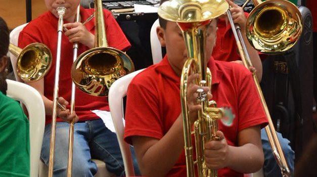 Gobernación de Cundinamarca se une a campaña de donación de instrumentos