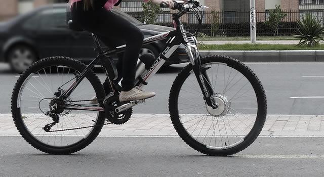 La jugada de los ladrones para robarse las bicicletas en Soacha