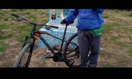 No para el robo de bicicletas en Soacha ¿Hasta cuándo?