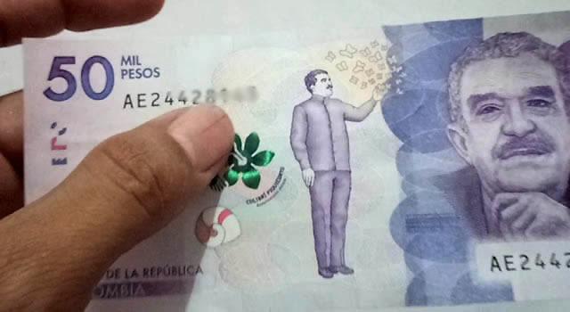¡Pilas! En Soacha usan menores de edad para cambiar billetes de $50 mil falsos