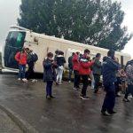 Se accidenta bus que transportaba 16 niños en carreteras de Cundinamarca