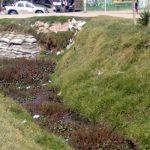 Nadie quiere limpiar el canal Canoas de Soacha