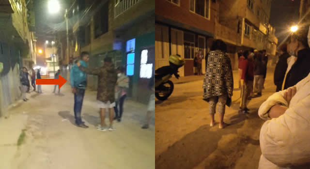 [VIDEO] Linchan a ladrón en Soacha y este señala dónde vendió los objetos robados