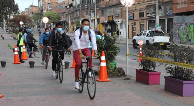 Por esto a los ciclistas de Soacha ahora les dicen 'Muévete Seguro Primo'
