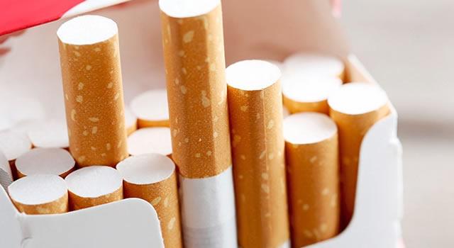 Capturan red señalada de ingresar cargamentos de cigarrillos de contrabando al país
