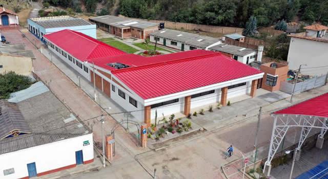 Se renovará la infraestructura educativa en 38 municipios de Cundinamarca